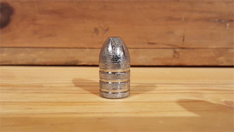 Picture of a .58 Minie Ball Bullet
